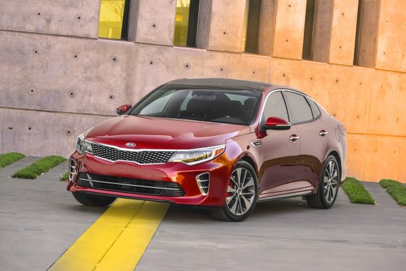 The Kia Optima has arrived. Yes the 2016 model has been on sale for months but we're not talking about ...