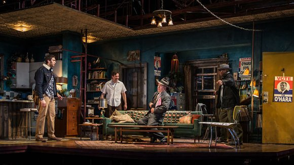A rare theatrical and literary treasure is on display now through June 5 at Goodman Theatre Chicago. Lorraine Hansberry's seldom-produced ...