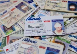 Illinois Secretary of State Jesse White said that his office is upgrading security features to the Driver's License/ID card design ...