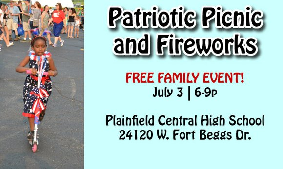 Help celebrate the 50th anniversary of the Plainfield Park District at the annual Patriotic Picnic and Fireworks Display on July ...