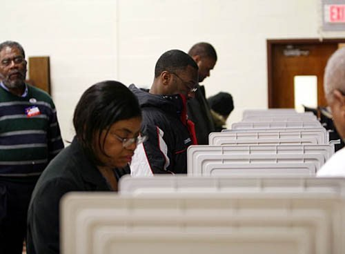 To counter voter suppression schemes and to protect 50 years of racial and social progress in America, the Rainbow PUSH ...