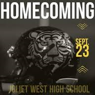 Joliet West High School welcomes alumni back for Homecoming with a variety of festivities on Friday, September 23rd beginning at ...