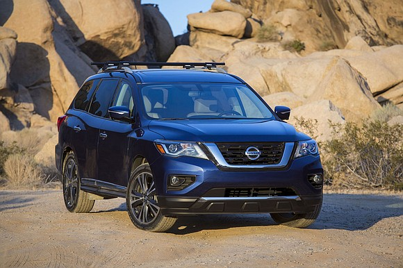 Nissan's Pathfinder has been around for 30 years and in that time 1.5 million copies have been sold. The refresh ...