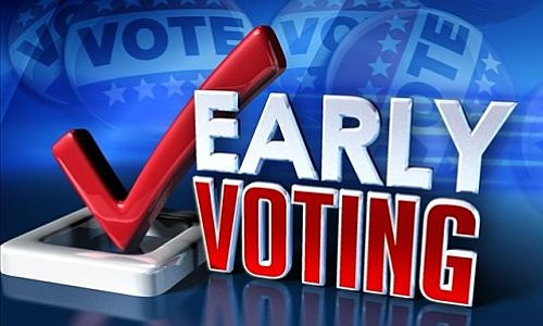 Joliet - Will County Clerk Lauren Staley Ferry announces expanded Early Voting options that will make it more convenient for ...