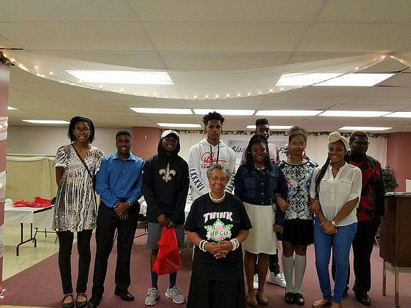 On Sunday, November 13th, students from both Joliet Central and Joliet West High Schools attended the 23rd Annual Betty Mahone ...
