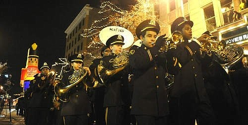 Light Up the Holidays Parade and Festival is held on the Friday following Thanksgiving each year. Activities begin downtown as ...