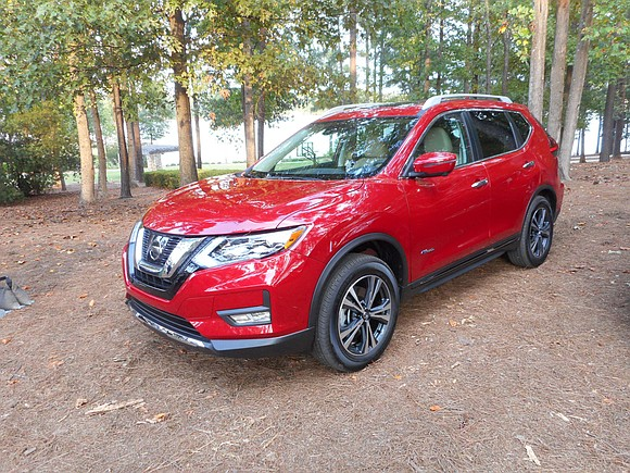 Nissan expects the Rogue, its midsize crossover vehicle, to become the company's top seller soon. And to give it a ...