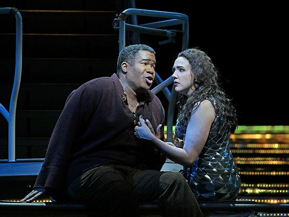 NEW YORK--The Metropolitan Opera's new production of Finnish composer Kaija Saariaho's L'Amour De Loin (Love From Afar) is significant on ...