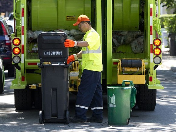 The week of April 15, 2019 will have regularly scheduled garbage and recycling pickup. The Good Friday holiday on Friday, ...