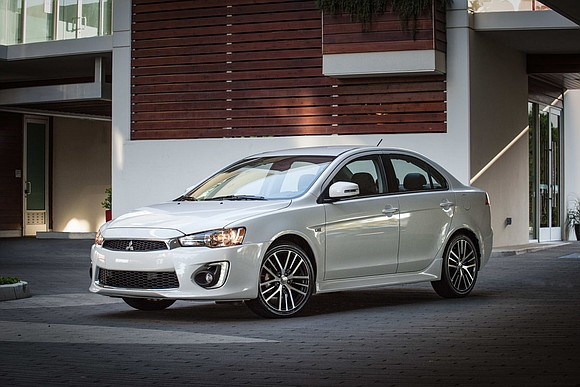 When you think of Mitsubishi, it's a question of is the glass half full or is it half empty. It ...
