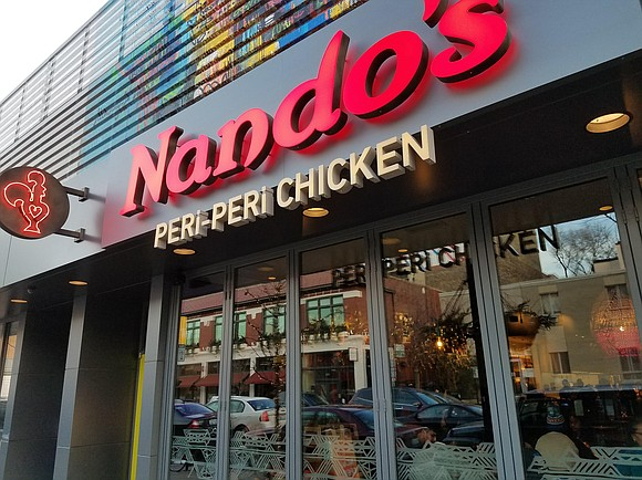 Just a day after the Martin Luther King Jr. Holiday Weekend, Nando's continued celebration of the Grand Opening of its ...
