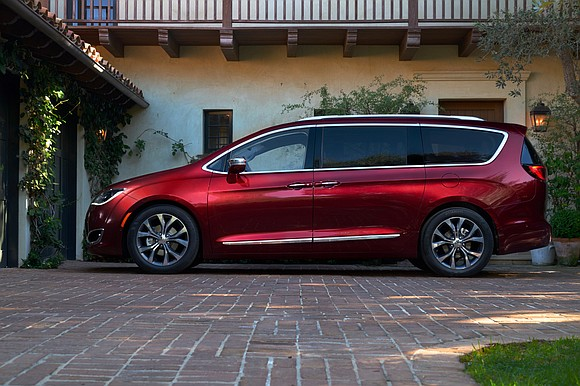 Game changer is a term used to hype products or events. They used it here to describe the Chrysler Pacifica ...