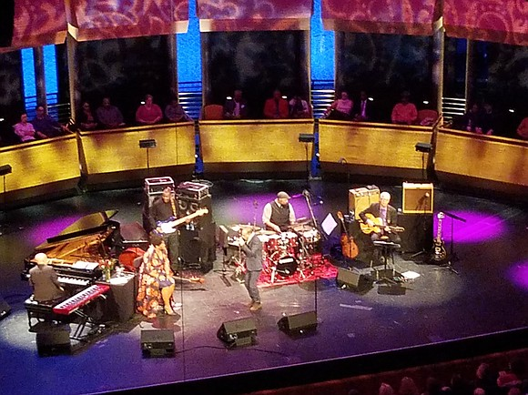 Incredible vocal prowess and deep introspective emotion marked a Valentine's Weekend set at the Rose Theater at Jazz at Lincoln ...