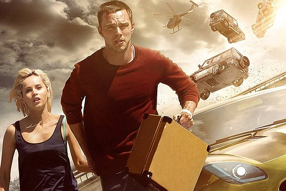 BIG BUDGET FILMS Collide (PG-13 for violence, profanity, sexuality and drug use) Action thriller about a couple of American tourists ...