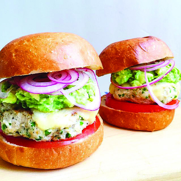SERVINGS: 4 INGREDIENTS 1/2 red onion, thinly sliced into rounds 1/4 c. red wine vinegar 2 avocados, diced 1/2 c. ...