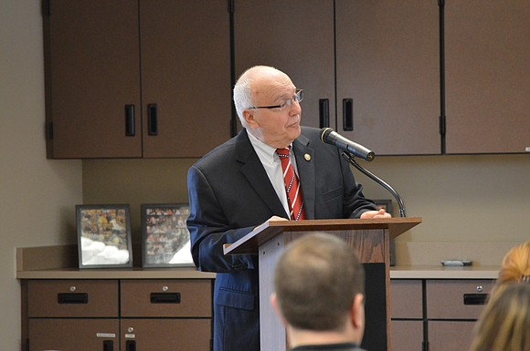 If things had gone differently, Shorewood Mayor Rick Chapman may not have been around to deliver his latest state of ...