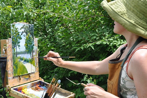 Jan. 15 is the deadline to apply to be an artist featured in the Forest Preserve District of Will County's ...