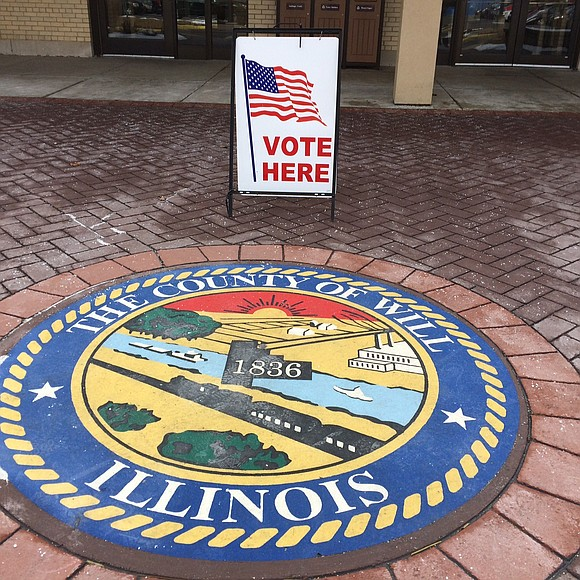 Will County Clerk, Nancy Schultz Voots, wants to make sure nothing stops Will County residents from voting in the Gubernatorial ...