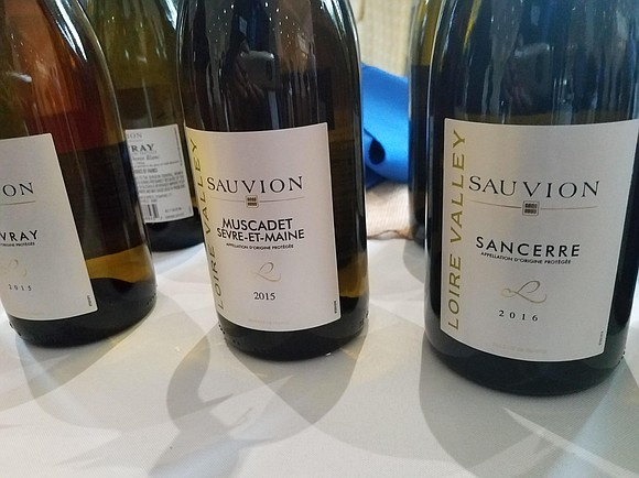 A welcome sign of spring is the arrival of new releases of the magnificent wines of the Loire Valley, France. ...