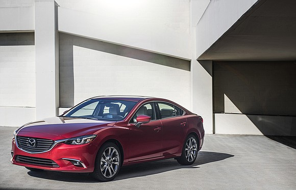 As soon as they dropped off the 2017 Mazda6, we were headed down Hwy 14 to connect with I-94 West ...