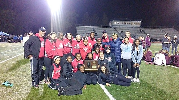 Valley View School District 365U will send eight individuals and three relay teams to the IHSA Class 3A state girls ...