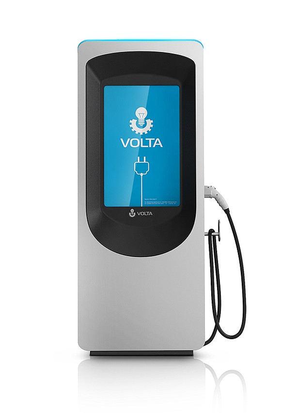 Bolingbrook - Two free charging stations for electric cars, powered by Volta, are now installed at The Promenade Bolingbrook near ...