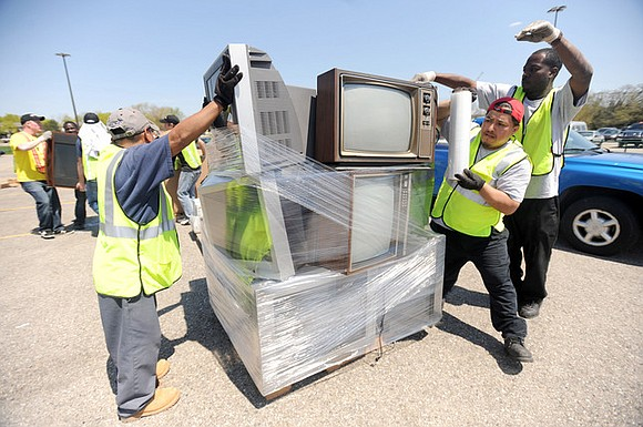 The county board recently approved the addition of two more 1-day electronic recycling events that will take place in 2017.
