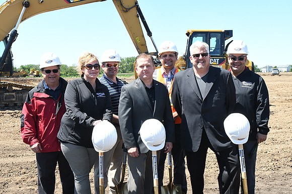 Romeoville officials have officially broken ground for the construction of Discovery Park along Airport Road. The new 25-acre park site ...