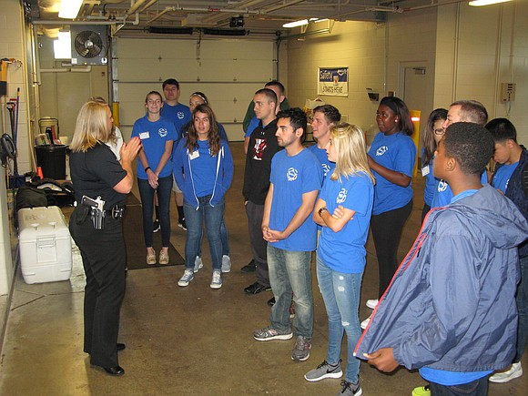 Thetimesweekly.com The Romeoville Police Department is giving high schoolers an inside look at what it takes to be a police ...