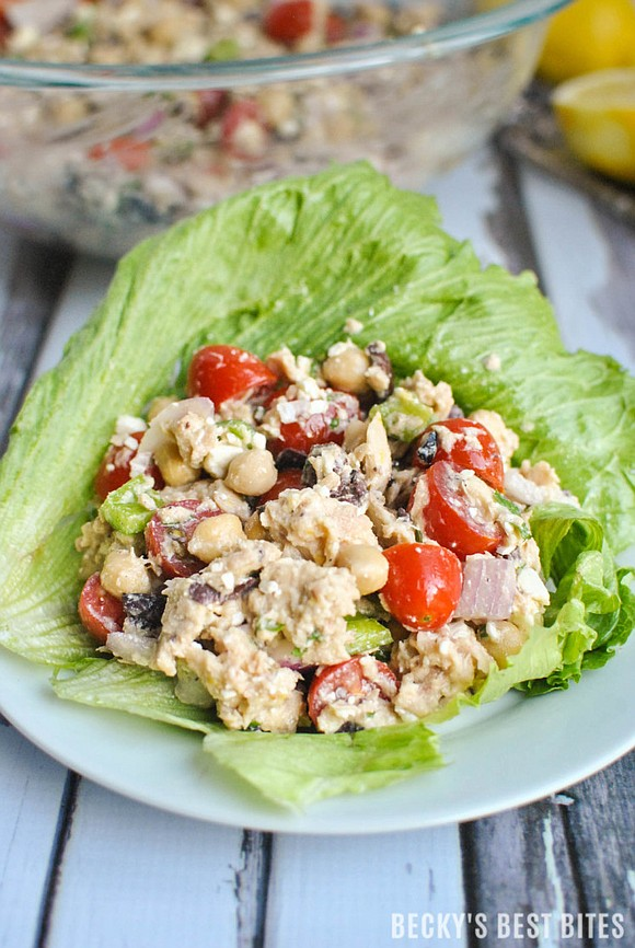 Serves: 8 / Total time 10 mins Ingredients • 2 (5 oz.) packages of Albacore Tuna in Water Pouch • ...