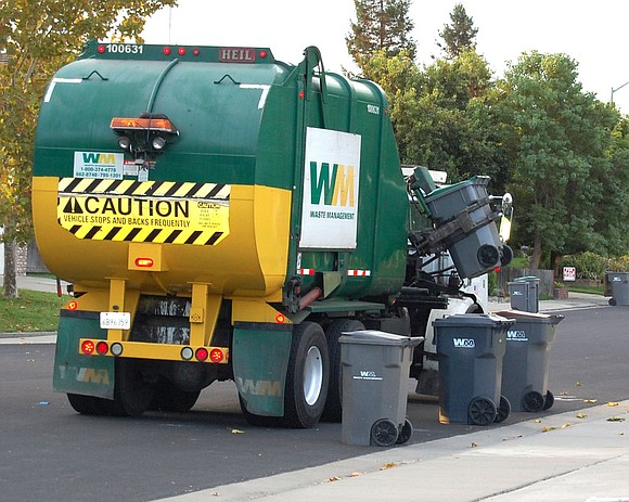 Trick-or-Treating Hours & Early Garbage Pick Up for Thursday, October 31 In order to be off the street in time ...