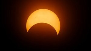 For the first time in 40 years, a solar eclipse will be visible from all of North America, and Joliet ...