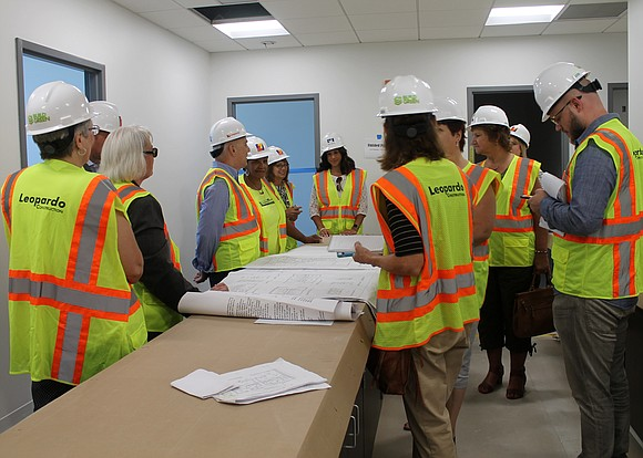 Thetimesweekly.com Joliet— Members of the Will County Board toured the new Public Safety Complex this week as the building enters ...