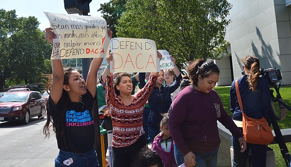 In response to President Trump's announcement that he will be ending DACA (Deferred Action for Childhood Arrivals) in six months, ...