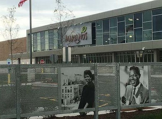 Mariano's Bronzeville Location at 3857 South Martin Luther King Drive