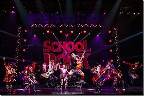You almost don't want this delightful, upbeat musical to go away, its so perfect for a family-friendly fun night of ...
