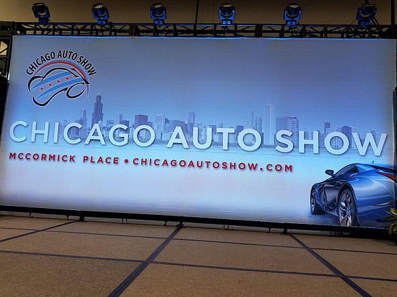 The nation's oldest and largest auto show, the Chicago Auto Show, is now underway at McCormick Place now through Feb. ...