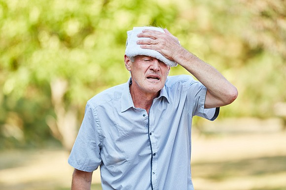 Heat when combined with certain medications, can seriously put seniors at risk. Consider this: 80-86% of seniors suffer from a ...