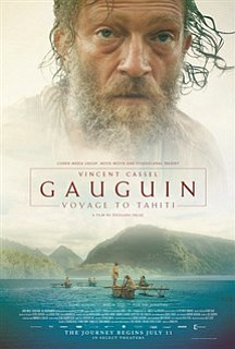 Edouard Deluc's exquisite film Gauguin: Journey to Tahiti is in limited engagement beginning Friday July 20 at The Gene Siskel ...