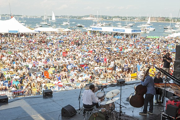 The Newport Jazz Festival® presented by Natixis Investment Managers takes over Newport, RI, August 3 – 5, 2018 with more ...