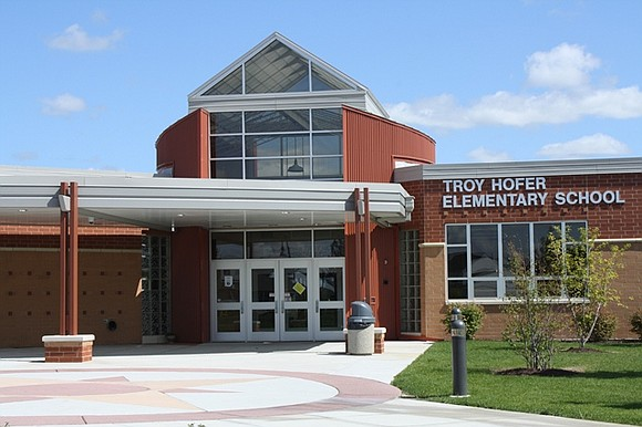 "Troy Hofer Elementary School has been named one of the ""Top 10 Elementary and Middle Schools in Will County"" by ..."