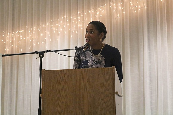 Democratic nominee for lieutenant governor Juliana Stratton hopes that everyone realizes all eyes are on the State of Illinois this ...