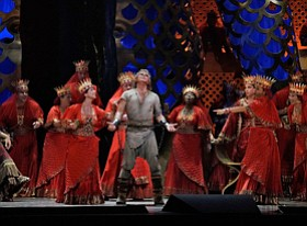 MET OPERA SEASON OPENING SAMSON ET DALILA A MIXED BLESSING | The Times  Weekly | Community Newspaper in Chicagoland Metropolitan Area