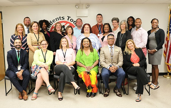 The Joliet Public Schools District 86 Board of School Inspectors, in coordination with the efforts of the National Association of ...