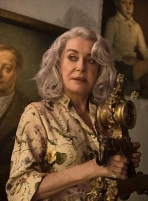 Catherine Deneuve and her real life daughter, Chiara Mastroianni, play mother and daughter, Claire and Mary Darling. It is the ...