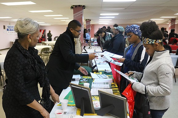 """The Betty Mahone Black College Fair has grown over the years in more ways than one. """"It has been inspiring ..."""