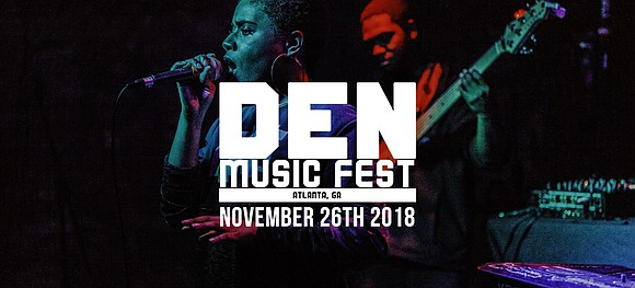 Den Music Fest takes place on TODAY at The Music Room Presented by LiveHipHopDaily.TV