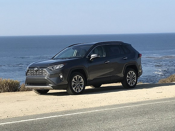It was 22 years ago that Toyota's RAV4 first hit these shores. Now comes the fifth generation of the compact ...