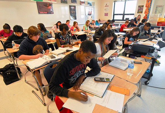 Romeoville, IL - The 2018-19 high school students in Valley View School District 365-U increased the number of Advanced Placement ...