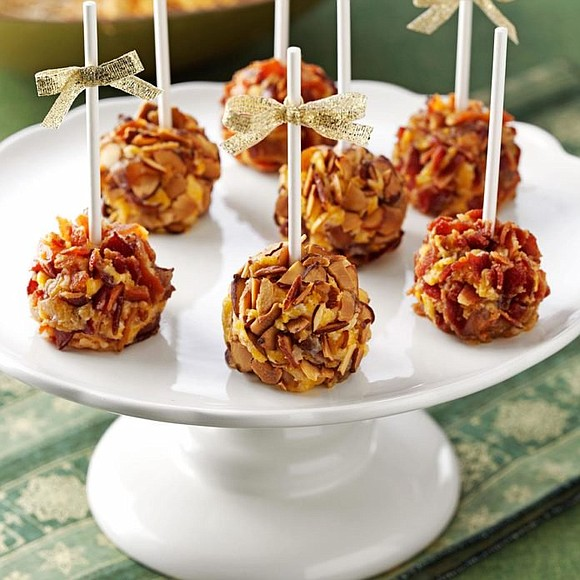 Servings: 2 dozen / Total Time: 30 mins Ingredients • 2 cups shredded cheddar cheese • 1/2 cup butter, softened ...